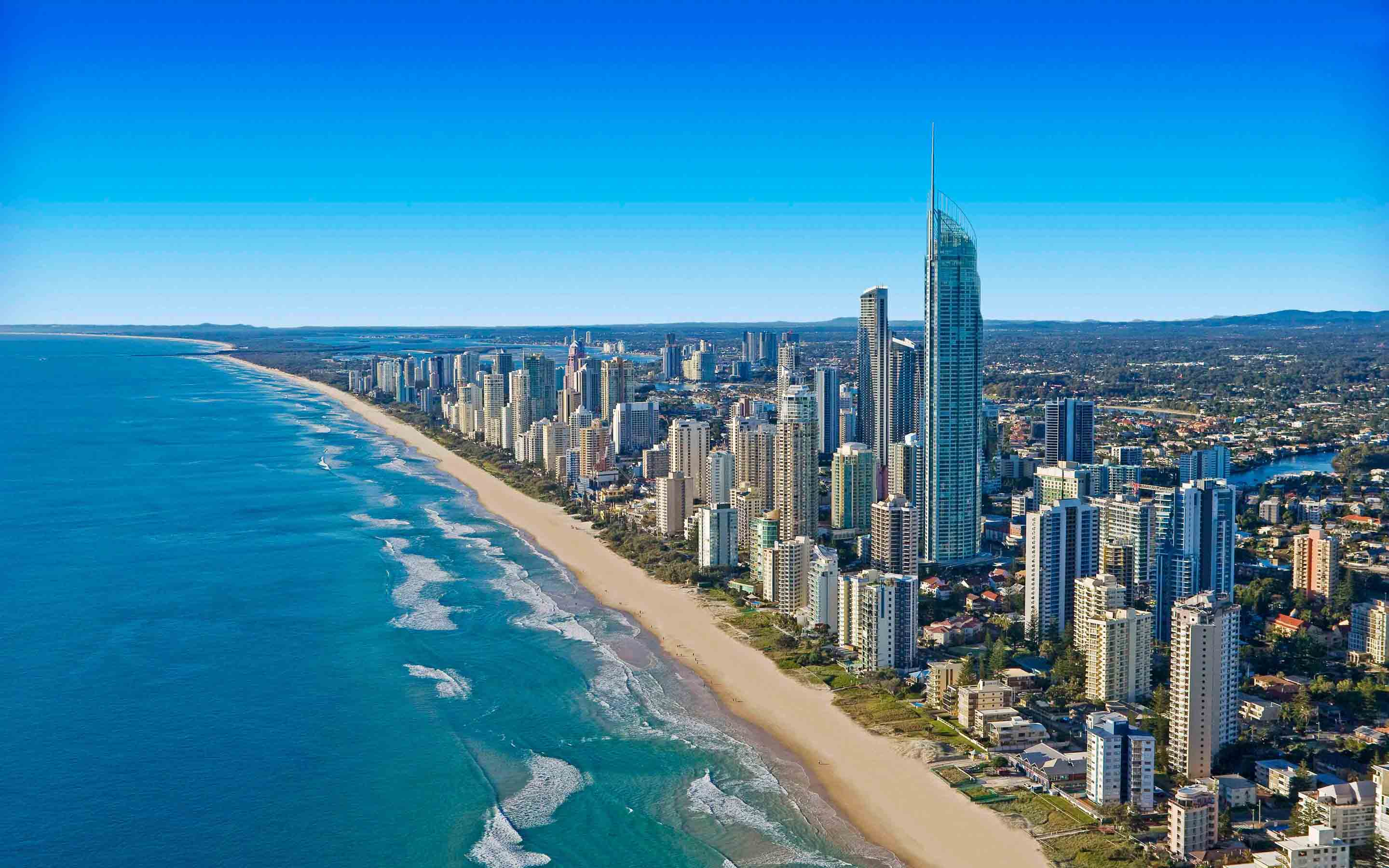 intercambio para gold coast