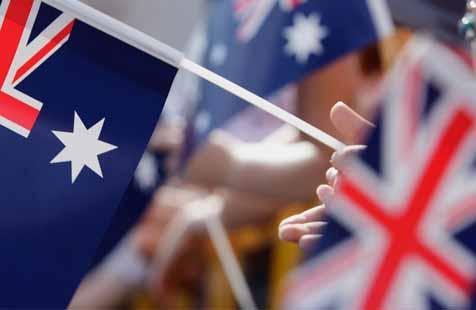 principais feriados australia