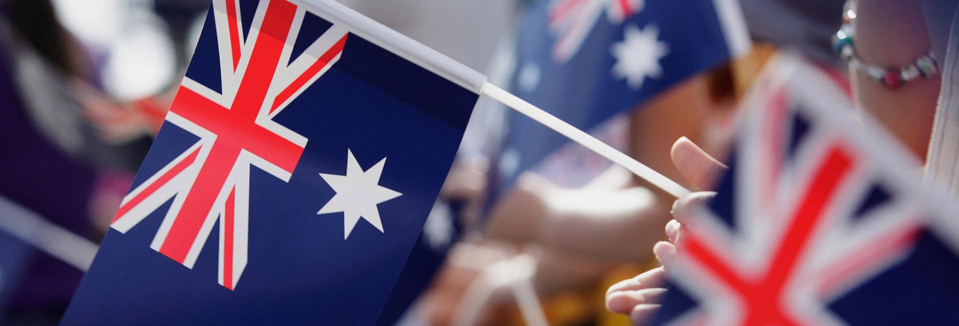PRINCIPAIS FERIADOS DA AUSTRALIA