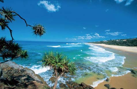 Sunshine Coast