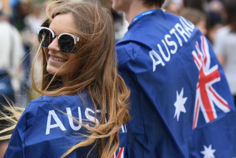 O que é o Australia Day?